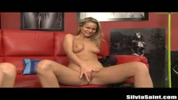 Silvia Saint Casting a Sexy Blonde Teen