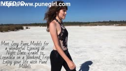Testing sexy figure of chennai escorts