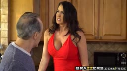 oo Hot To Handle scene starring Reagan Foxx and Kyle Mason