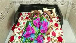 Hot Indian Bhabhi Night Romance