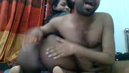 Rani desi married bhabhi boobs and tits show in whatsapp video call~leaked by B