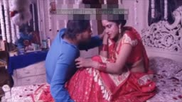 Indian Desi Couple on their First Night Porn