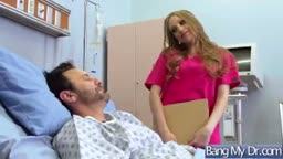 shawna lenee) Patient Come To Doctor And Get Hard Style Sex Treat